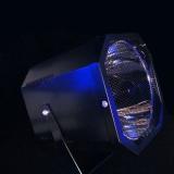 Schwarzlicht EUROLITE Black Gun UV-Spot inkl. E-40/400W LM