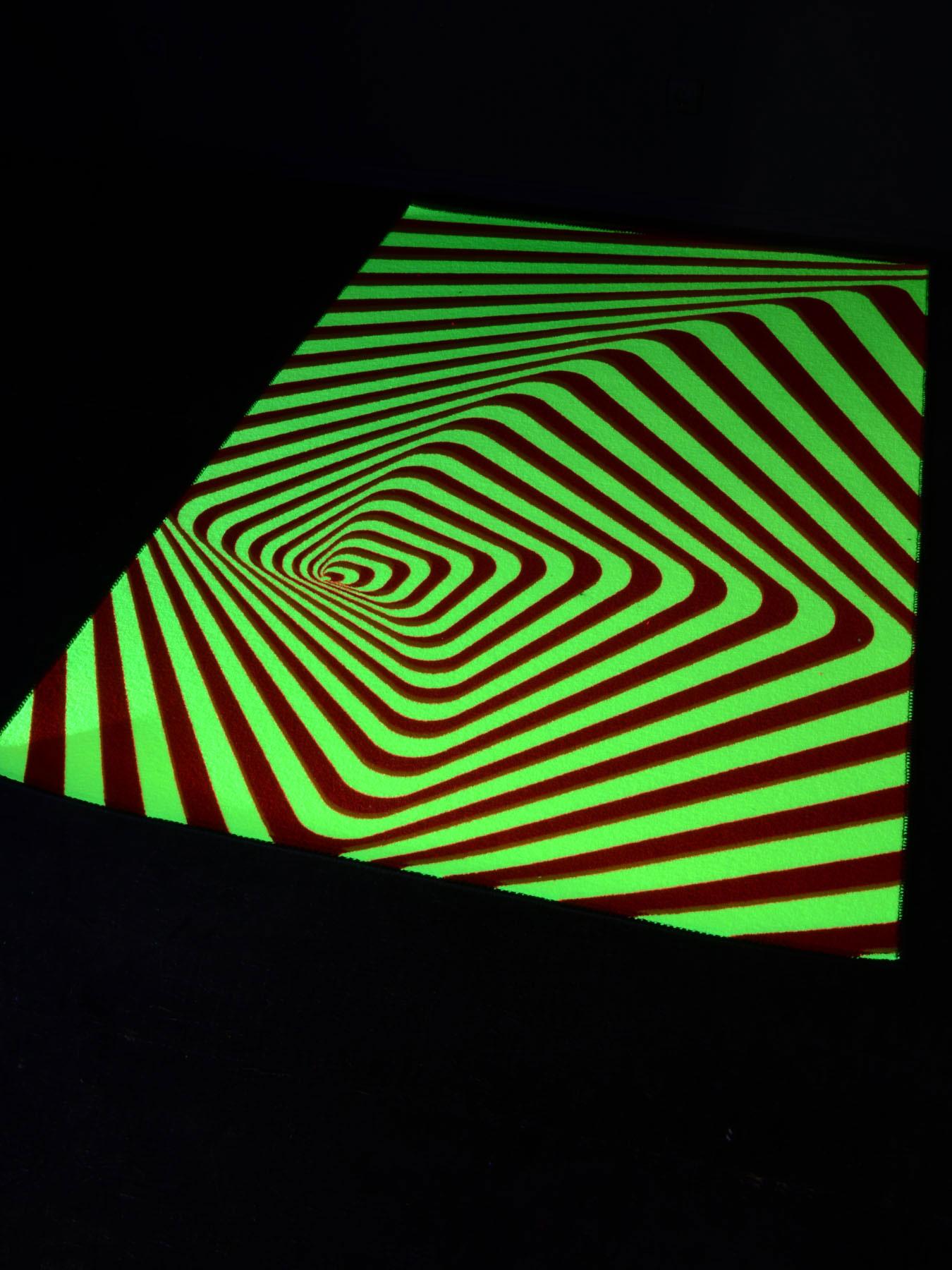 Psywork Neon Fluo Teppiche  schwarzlichtde Blog