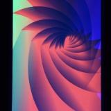 PSYWORK-Schwarzlicht-Stoffposter-Neon-Seashell-Sunrise-05x07m__59758587_01