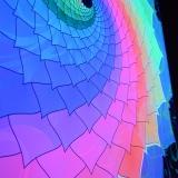 PSYWORK-Schwarzlicht-Segel-Spandex-Goa-Rainbow-Flower-25x25m__59373740_03