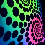 PSYWORK-Schwarzlicht-Segel-Spandex-Goa-Spirals-made-of-Dots-25x25m__55309404_03
