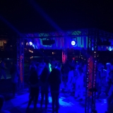 ROBINSON Club Kyllini Beach SAGENHAFT Großevent bei Schwarzlicht