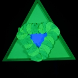 "StringArt Deko Dreieck - Mind Change System ""Apple Tree Triangle"""