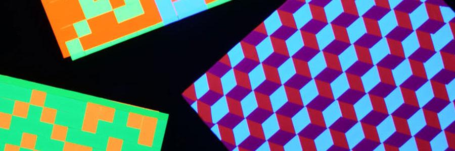 Schwarzlicht Pixel - Psywork