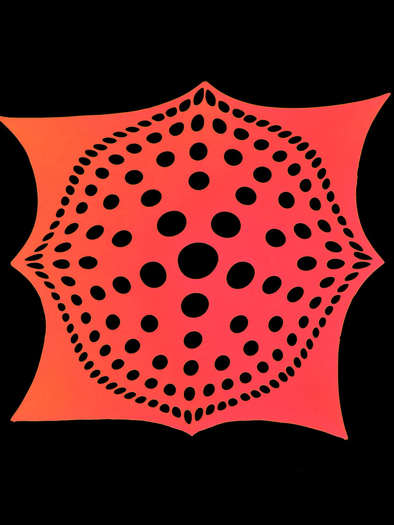 Psywork Schwarzlicht Spandex Galerie