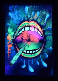 Psywork Stoffposter