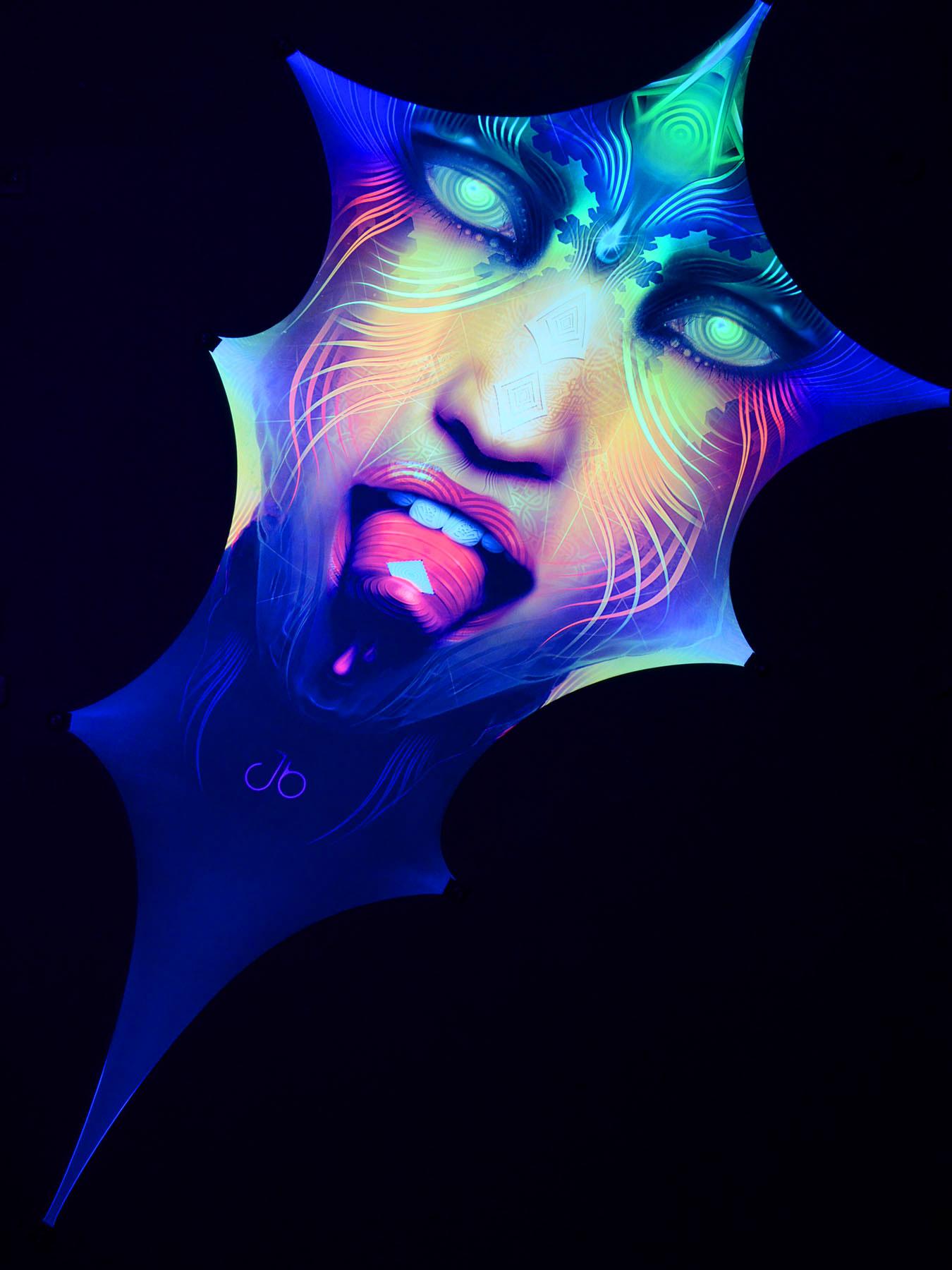 Digital Art by Justin Bonnet
