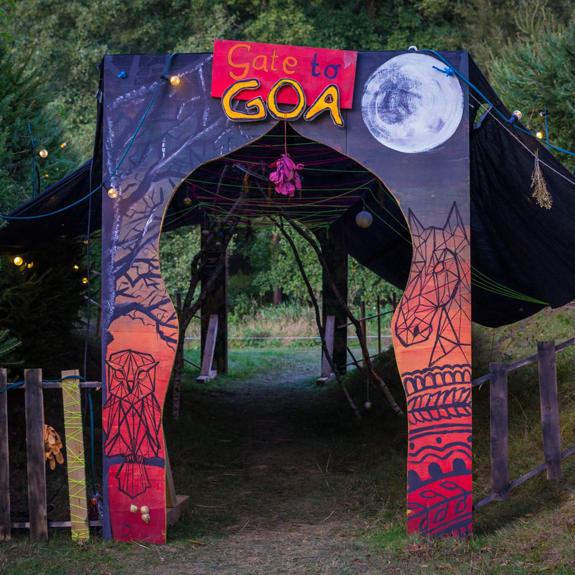 Gate to Goa 2018
